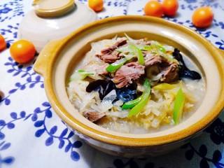 家宴菜谱~拆骨肉烩酸菜