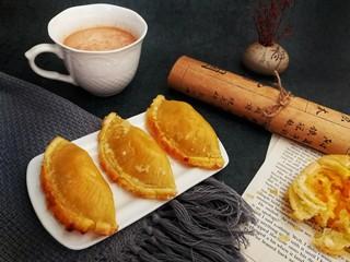 快手芒果酥~蛋挞皮版,做下午茶也是极好的😊