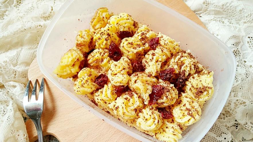 豆乳盒子(平底锅版,无奶油不甜腻)