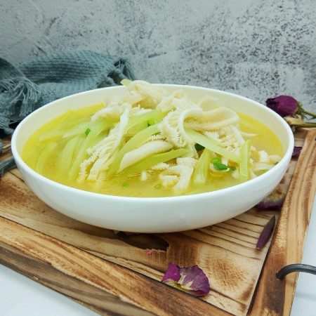 汤汁鲜香牛百叶