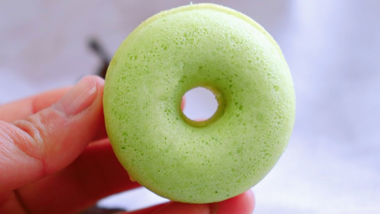 宝宝辅食 超萌甜甜圈