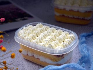 蛋糕盒子,成品图