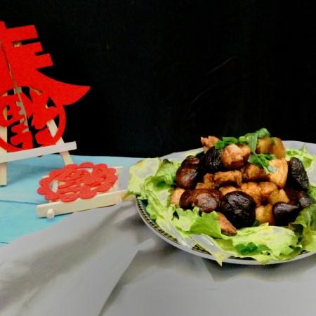 很家常的五花肉#新春系列#