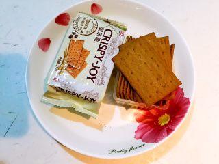 奥利奥雪花酥,脆乐脆咖啡味饼干