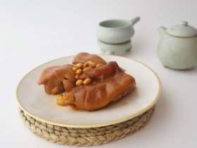 黄豆酱猪蹄
