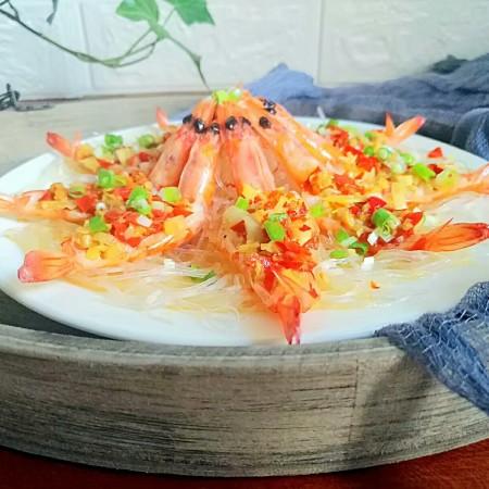 花开富贵虾