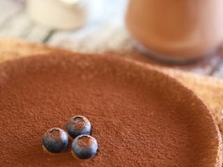 """巧克力蛋糕18m+宝宝辅食,喊醒你的""""小情人""""一起吃蛋糕吧,自己做的更放心,更有仪式感哦~"""