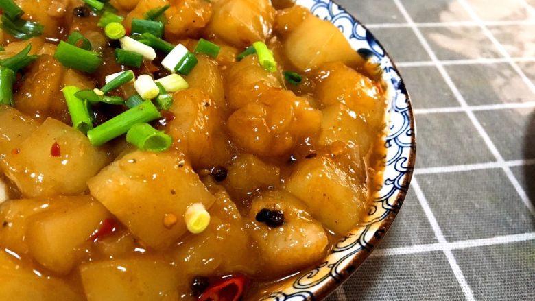 酱香米豆腐