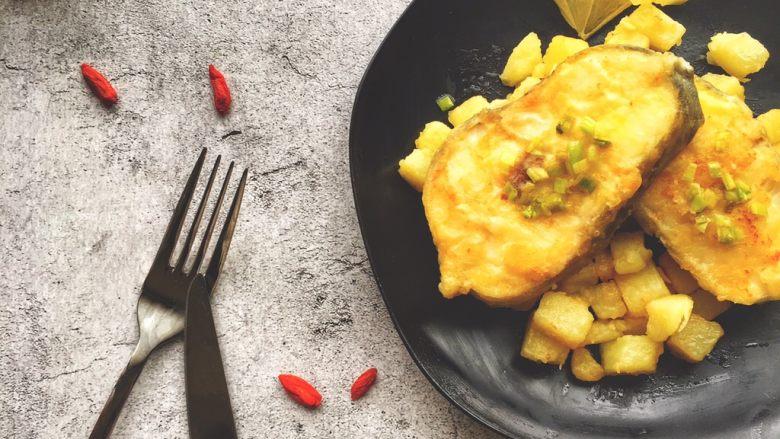 宝宝辅食12M➕:香煎鳕鱼