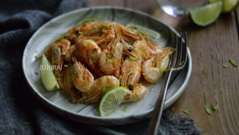 柠香北极虾