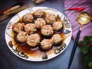 #春节健康菜#财源滚滚虾滑酿香菇,蒸制时间到后,端上桌即可享用,不用添加过多的调味料,和繁琐的烹饪步骤,以原汁原味的鲜美俘获你的胃!