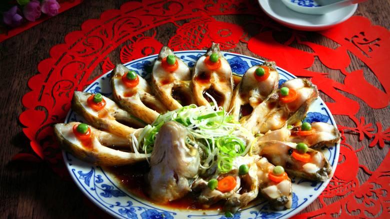 年味——宴客大菜孔雀开屏鱼