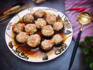 #春节健康菜#财源滚滚虾滑酿香菇