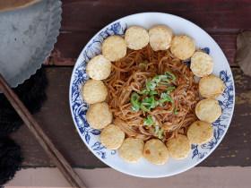金针菇烧日本豆腐