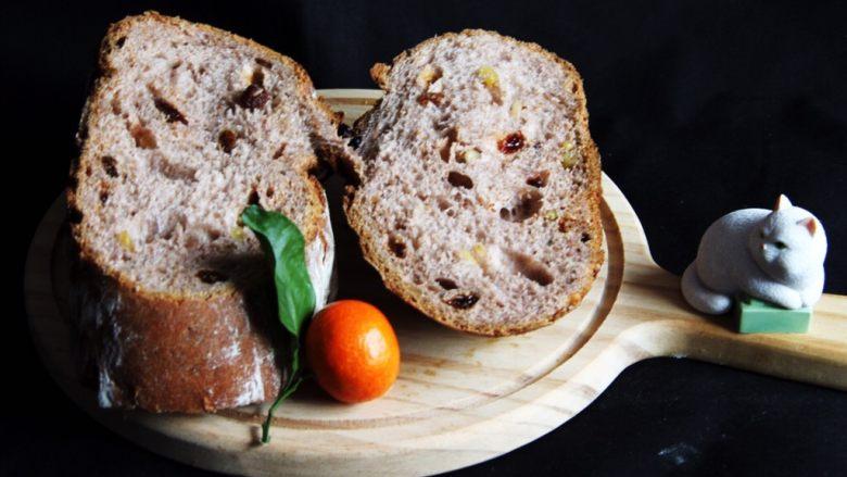 粗粮健康面包