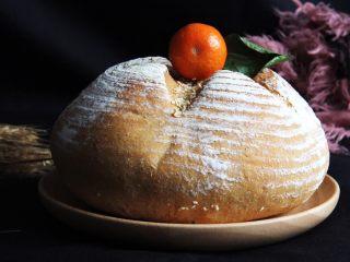 乡村面包+无油无糖版,有喜欢这款面包的吗?我是烘培爱好者,愿意和大家分享,交流烘培经验。