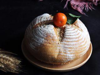 乡村面包+无油无糖版,还好,其它几面还是不错,出来的面包效果萌萌哒。