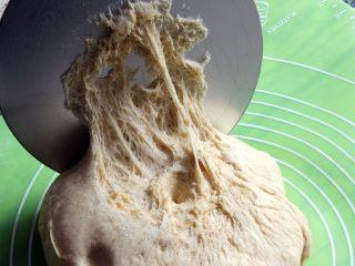 粗粮长棍面包,脱模后的状态,一看就知道成功了。
