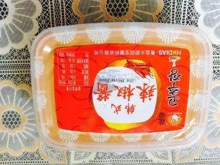 石锅拌饭,准备好韩式辣椒酱
