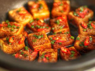 酿豆腐,成品
