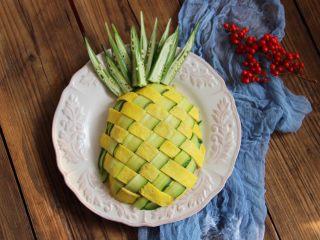 菠萝造型炒饭