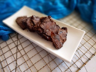 砂锅酱牛肉