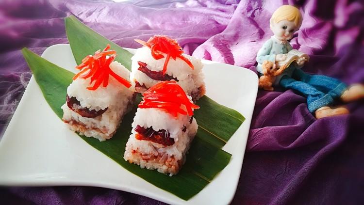 传统甜品~糯米切糕