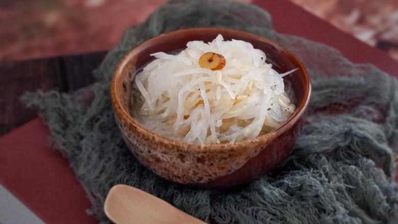 黄芪虾皮萝卜汤
