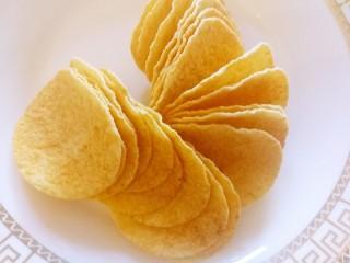 薯片鸡翅~把孩子爱吃的放在一起,薯片的口味按个人喜好来