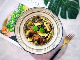 杭帮经典菜の肉片炒二冬