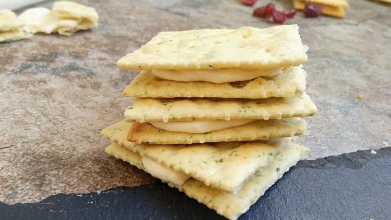 海苔牛扎饼,敏茹意作品