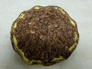 红豆沙蒸糕