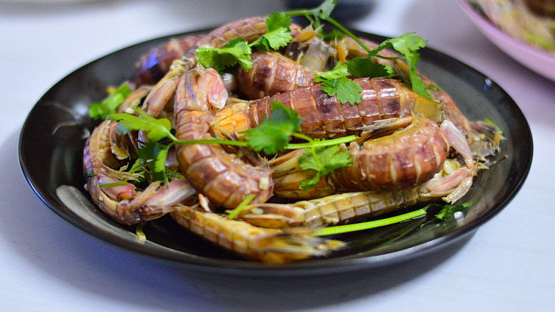 蒜香皮皮虾