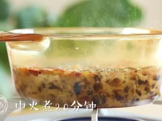 双耳山楂羹12m+宝宝辅食,大火煮开,转中火煮20分钟左右~
