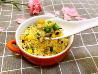 杂蔬蛋炒饭~剩米饭的华丽变身