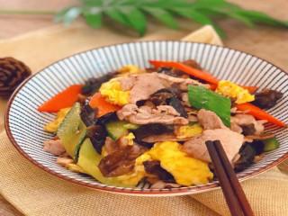 说是最好吃的木须肉,做法超简单!