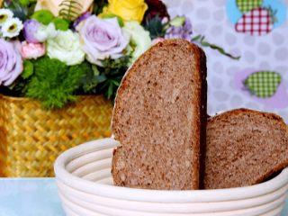 健康面包黑麦版
