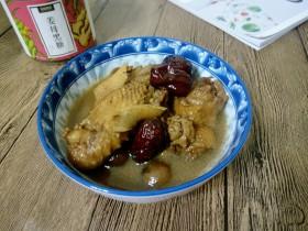 补气养血&红枣桂圆麻油鸡汤