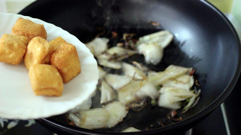 海鲜什锦一锅烩,加入油豆腐
