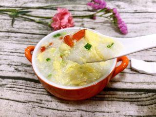 养胃系列~蛋花粥,营养美味又养胃