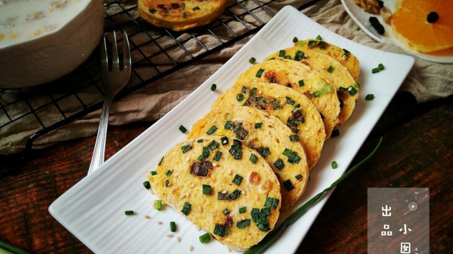 无油香煎馒头片――十分钟快手营养早餐