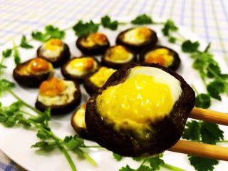 香菇鹌鹑蛋,香菇和鹌鹑蛋入口香香嫩嫩唇齿留香回味无穷