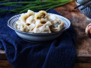 豌豆苗饺子