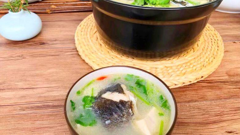鱼头豆腐汤,来一碗吧
