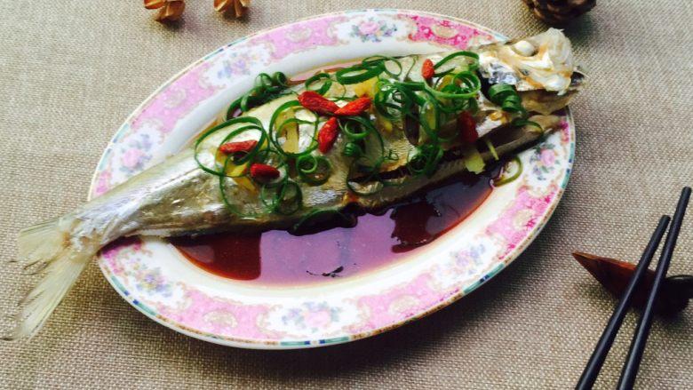 粤式清蒸鳓鱼