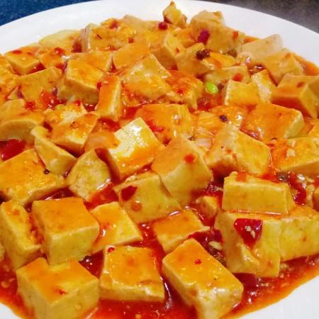 麻婆豆腐(简易版)