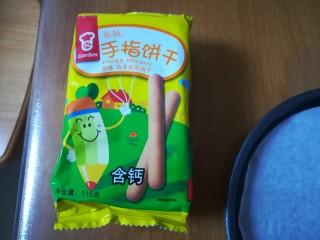 #吃唐诗品宋词#门泊东吴万里船,手指饼干