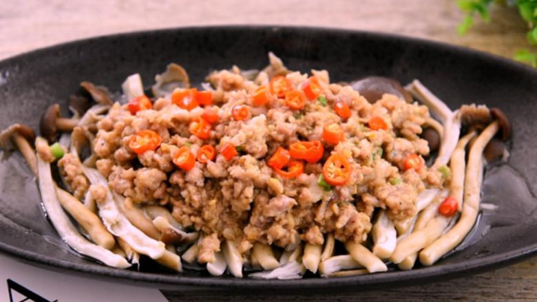 教你一个茶树菇的新鲜吃法,好吃到拿肉都不换,孩子多吃一碗饭