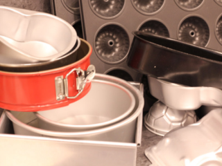 【烘焙小百科】烘焙中的度量衡之模具間的容量換算
