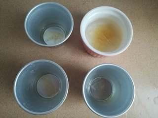 四季慕斯四重奏,吉利丁称量后加入足量的冷开水泡发